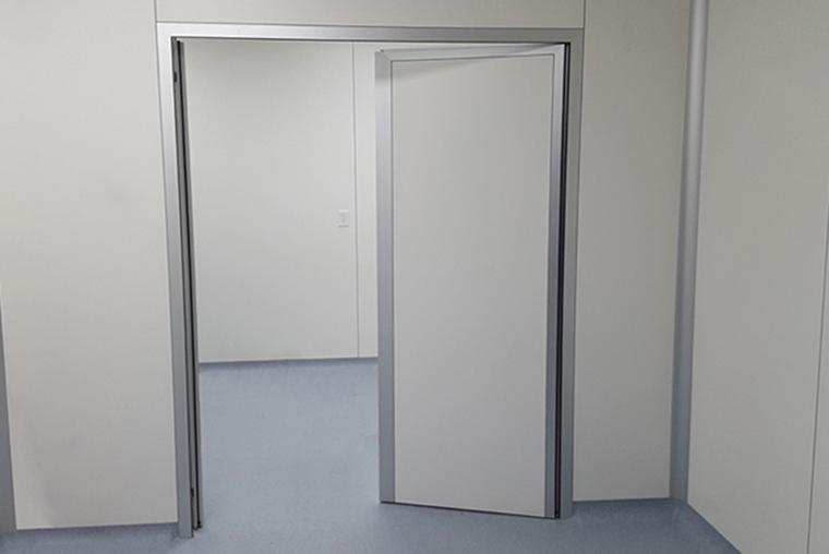 cleanroom walls