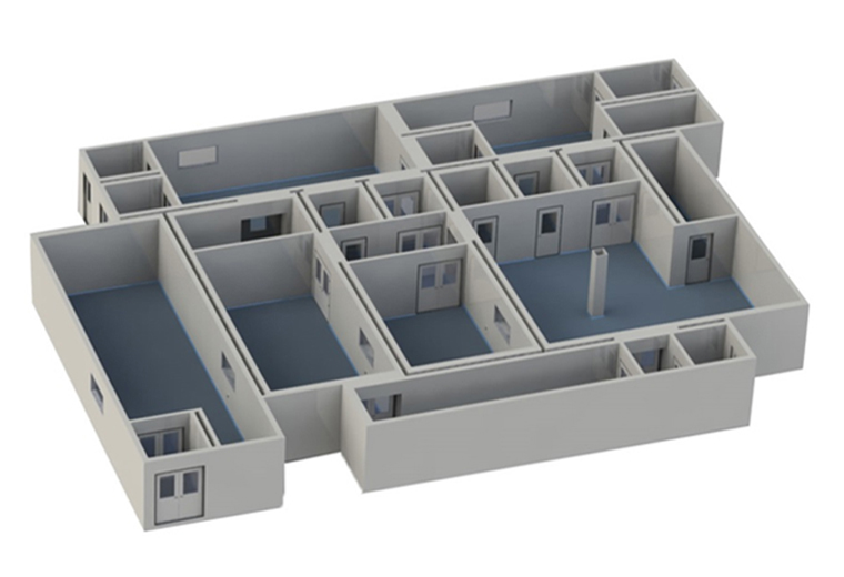 deployable cleanroom systems